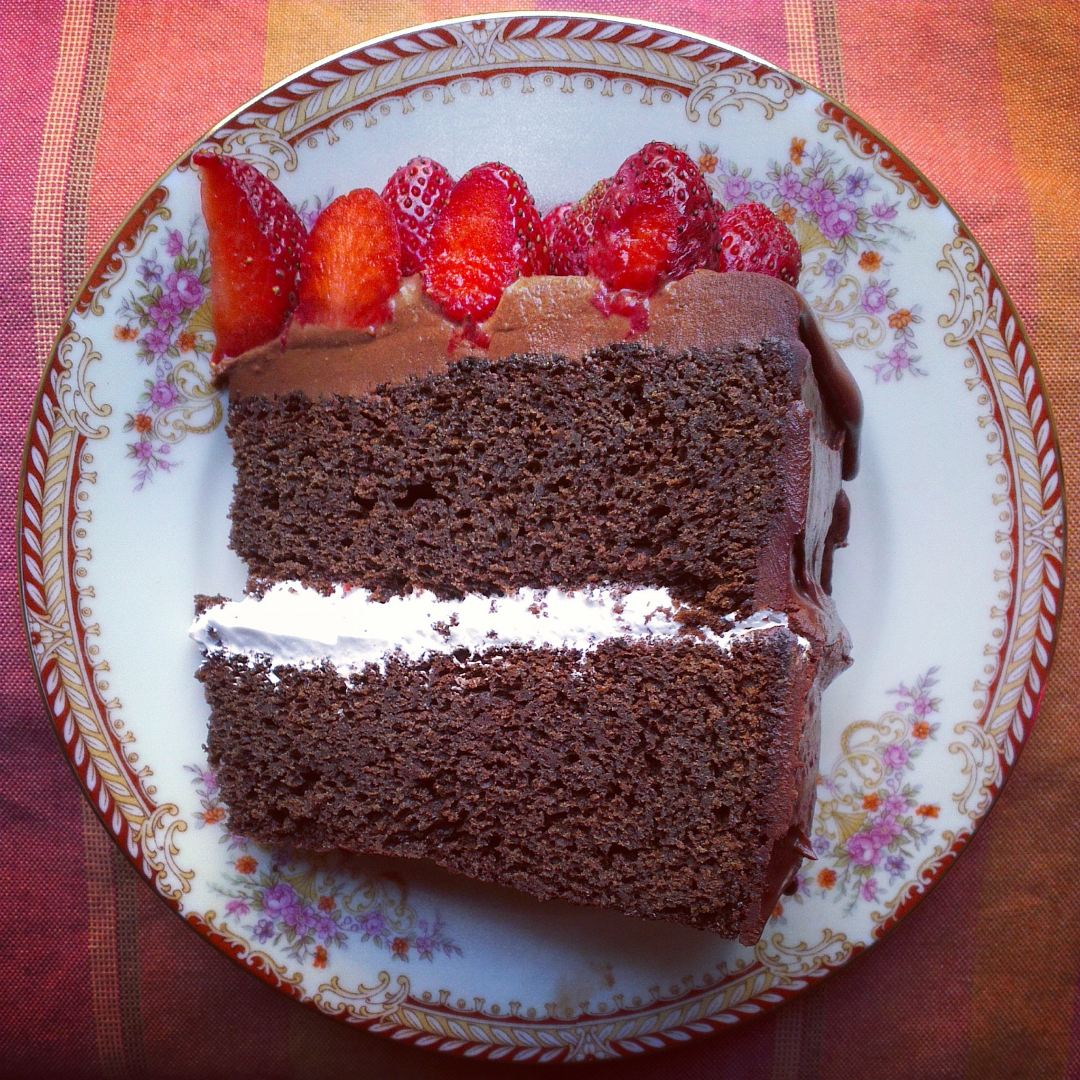 Strawberry Chocolate Decadence